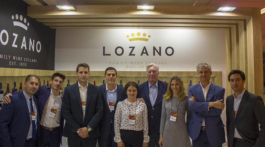 Equipo Bodegas Lozano