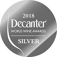 Decanter World Wine Silver 2018 - Logo