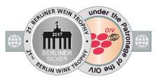 21 Berliner Wein Trophy 2017 Silver - Logo