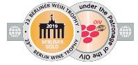 23 Berliner Wein Trophy Gold - Logo