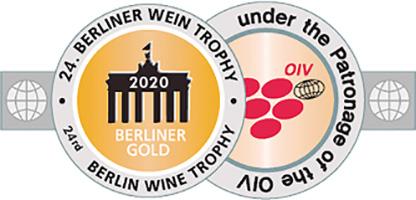 24 Berliner Wein Trophy Gold - Logo
