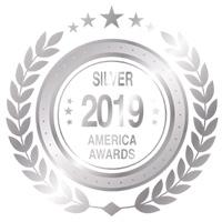 America Awards Silver 2019 - Logo