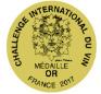 2017 Challenge International Du Vin Gold - Logo