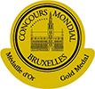 Concours Mondal Bruxellles Gold 2017
