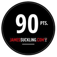 James Sckling 90 Points - Logo
