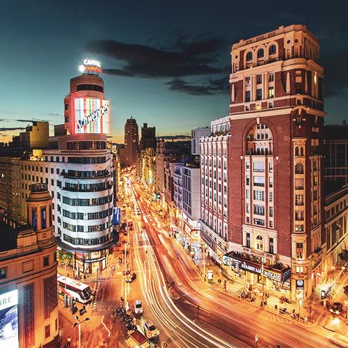 Madrid - Bodegas Lozano