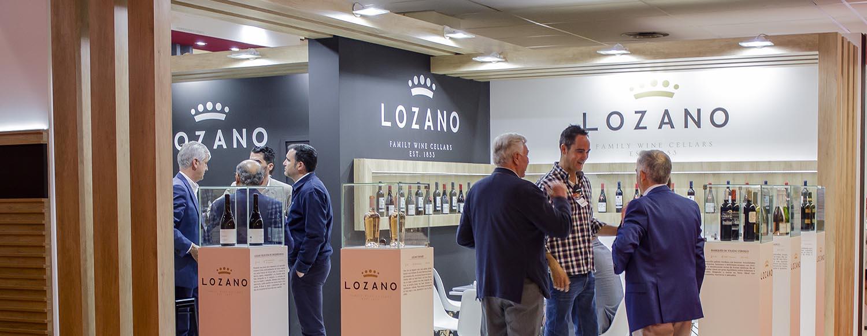 Valores Corporativos -  Bodegas Lozano - Hojas viñedo